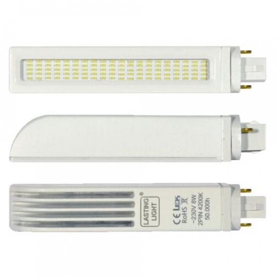 Ampoule led G24d 8W 840remplace 18W et 26W