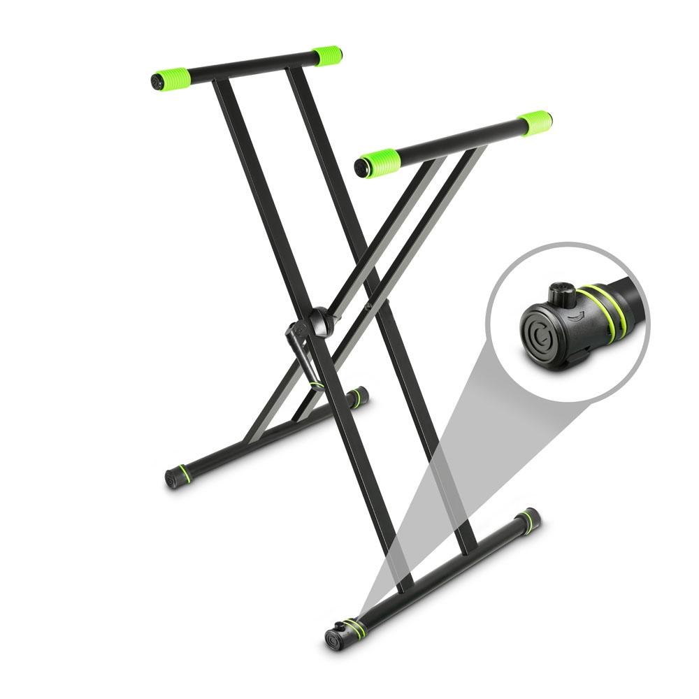 Tampon pour rattrapage de niveau Gravity GKSVARIFOOT1 pour Pieds en X gravity KSX