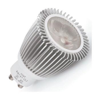 Lampe GU10 6W à 3 leds 3 X 2W Blanc froid 230v