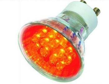 Lampe à led Rouge GU10 230v