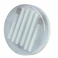 Lampe fluo economique GX53 9W 4000K blanc froid