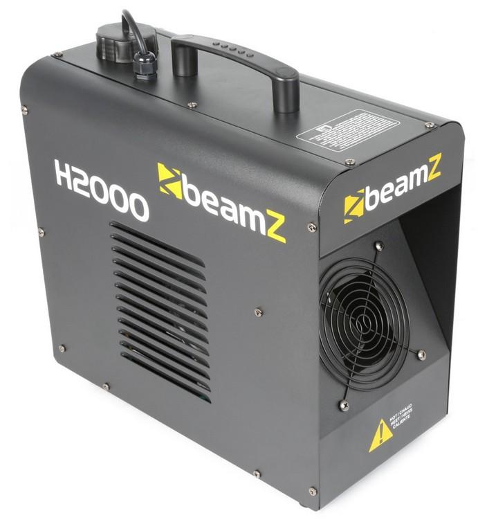Machine à brouillard BeamZ H2000 avec DMX