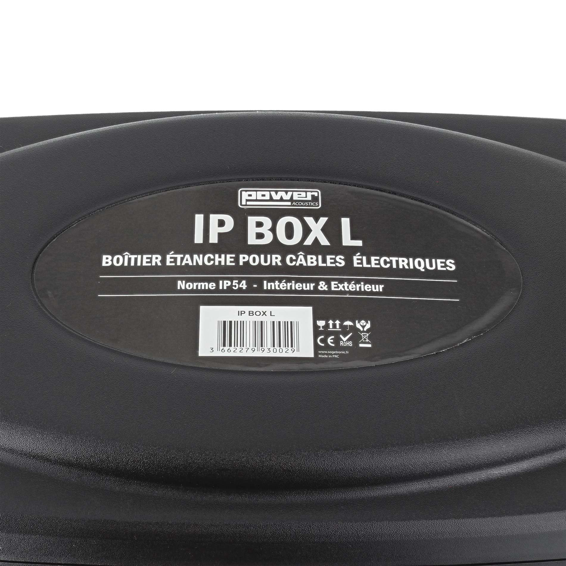 Boitier IP54 pour rendre étanche des multiprises
