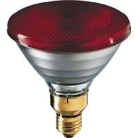 LAMPE infrarouge Philips PAR38 IR 230V 100W rouge code 12891115