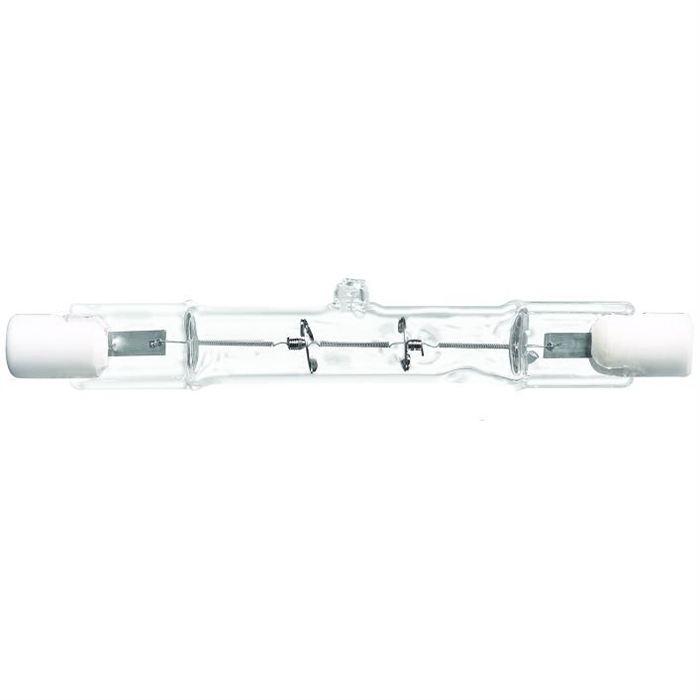 Lampe quartz halogène éco SYLVANIA 240V 120W équivalent 150W 78mm code 0021533