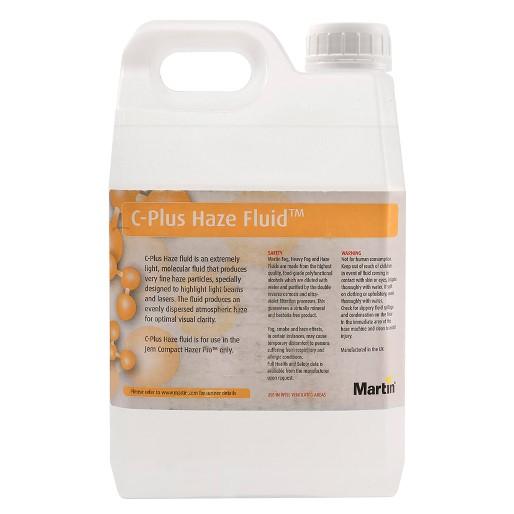 Liquide brouillard Jem C-PLUS HAZE fluid 5l