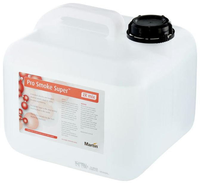 Liquide de machine à fumée Jem Pro Smoke ZRmix 9,5l