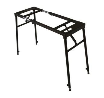 Table de régie métal KS 040 hauteur 55 à 90cm largeur 72 à 112cm