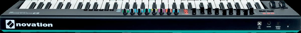 Clavier maitre Novation Launchkey 61 MK2 16 pads 61 notes