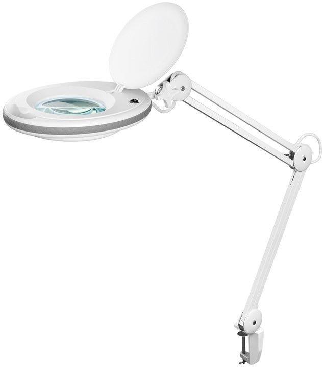 Lampe loupe led 7,5W sur support flexible