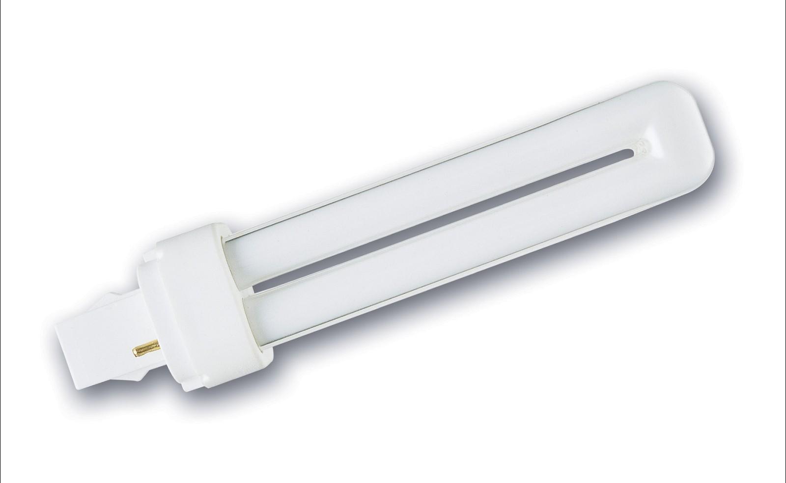 Ampoule éco fluocompacte SYLVANIA Lynx D G24d-2 18W 830