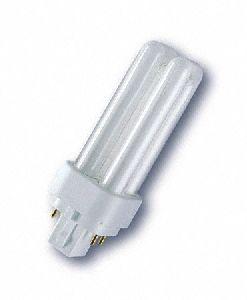 Ampoule éco fluocompact D/E G24q-1 10W 827 SYLVANIA code 0025916