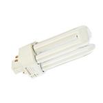 Ampoule éco fluocompacte SYLVANIA LYNX TE FSD GX24q-4 42W 840 code 0027861