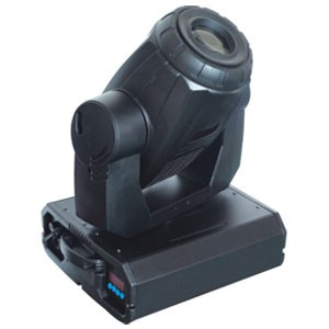Lyre ElectroConcept HMI 575 13 canaux prisme rotatif avec lampe