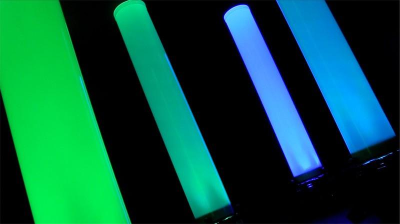 Livraison Gratuite Tube Pvc Décoration - Adj - Magna Tube - 1M