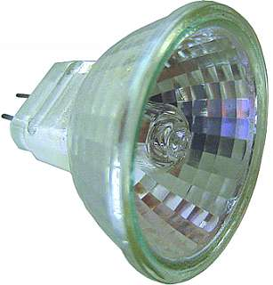 LAMPE 6V 20W G4 10° MR11