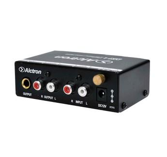 Préampli RIAA ALCTRON MX 4 AL pour convertir signal phono en ligne