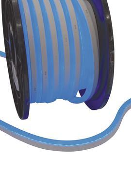Neon Led flexible bleu 230V 80 led / m prix au mètre