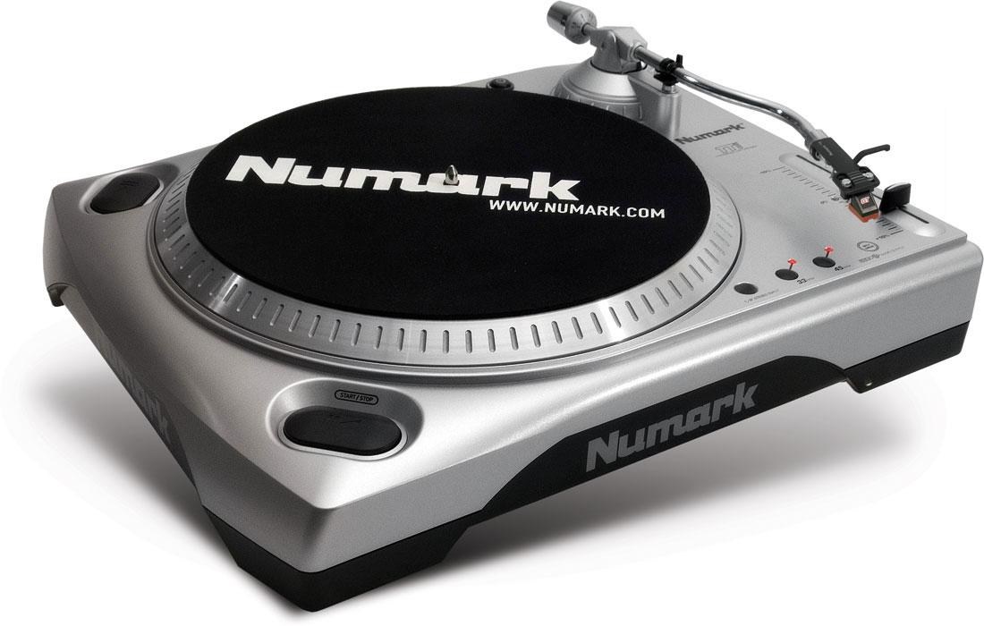 Platine Vinyle - Numark TTUSB Entraînement par courroie
