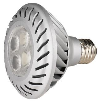Ampoule PAR30 à leds 10W Blanc 827 36° General Electric retrofit 230V