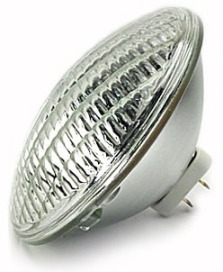 Lampe PAR 56 WFL 240V 300W SYLVANIA code 0060515