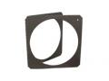 Porte Filtre Carton noir pour gélatine 155X155