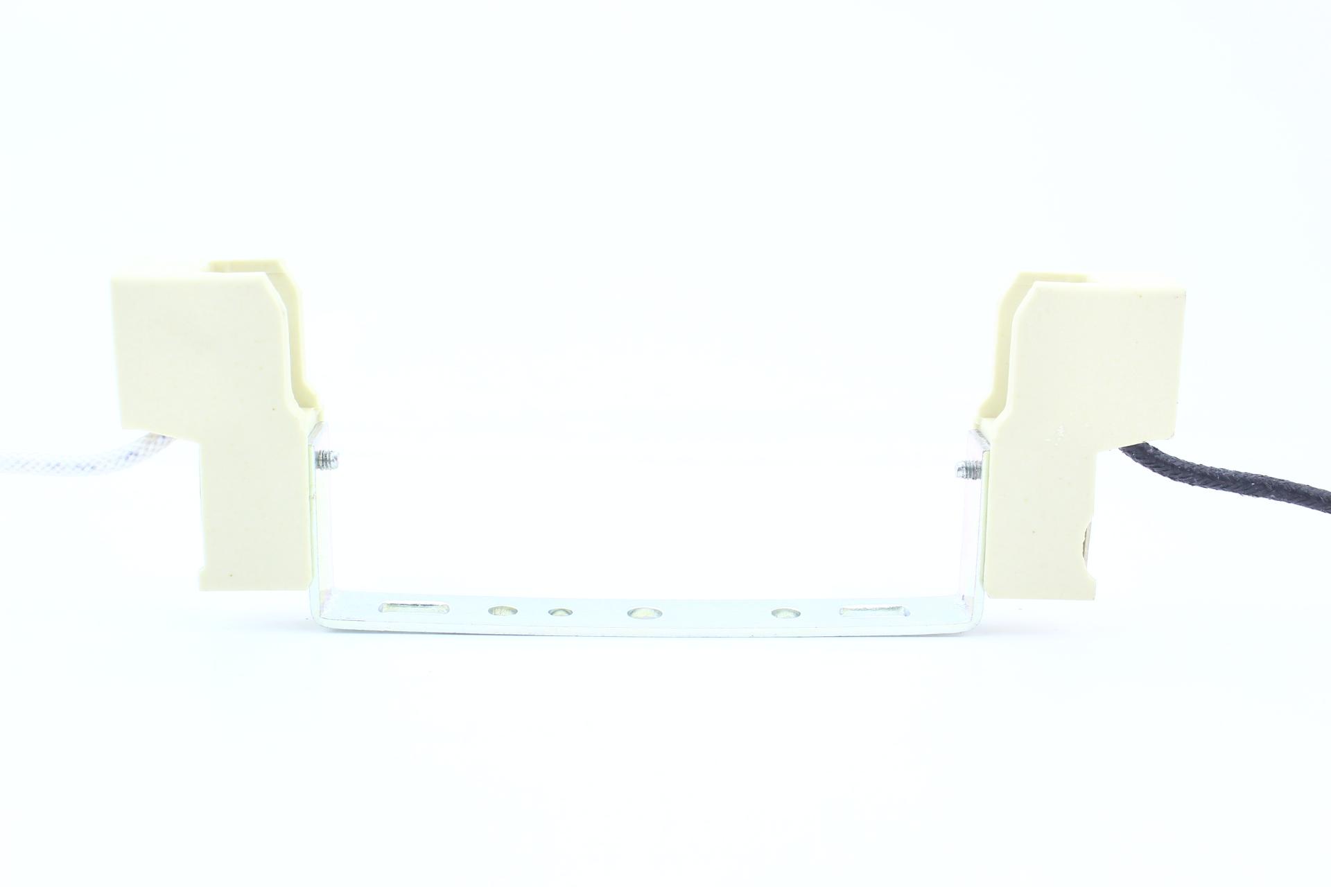 Support pour quartz halogène à douille R7s - RX7s 118mm