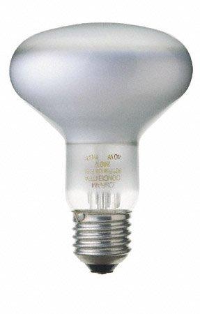 livraison gratuite lampe spot reflecteur e27 r80 100w 230v code 0015585 220v 250v prozic. Black Bedroom Furniture Sets. Home Design Ideas