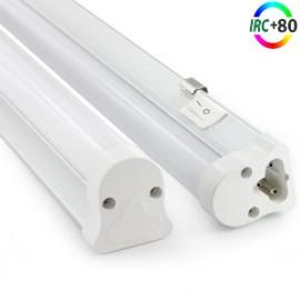 Reglette led T5 18W blanc froid 1200mm avec connecteurs