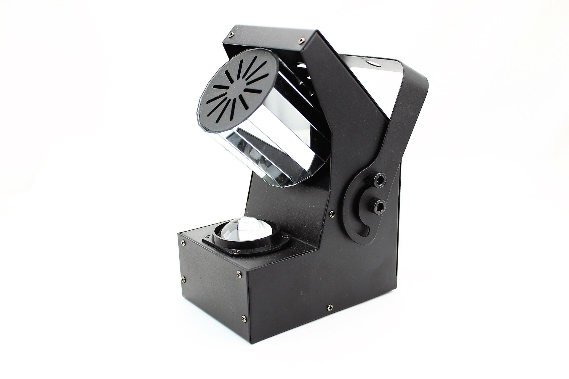 Effet Led Mini Roller 10W RGBW
