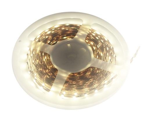 Ruban LED 12V Blanc Chaud 2700K 60 LEDs rouleau de 5 m