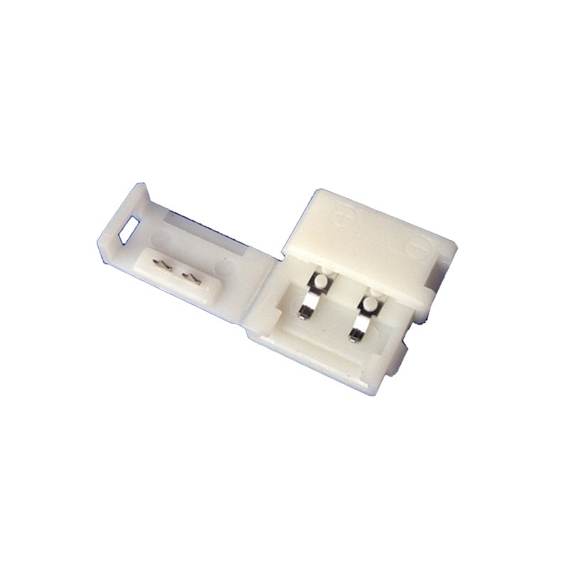 Connecteur jonction Femelle Femelle pour ruban à led 2 contacts (leds 5050)