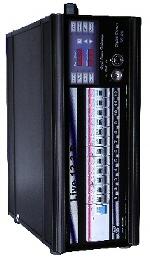 Bloc de puissance RVE LIVE 12x3KW Disjoncteurs et sorties sur prise françaises doubles
