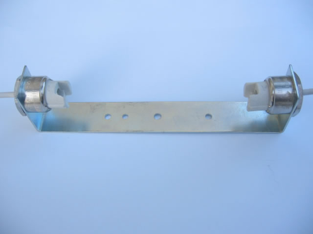 Douille support pour lampe Rx7s 150W iodure
