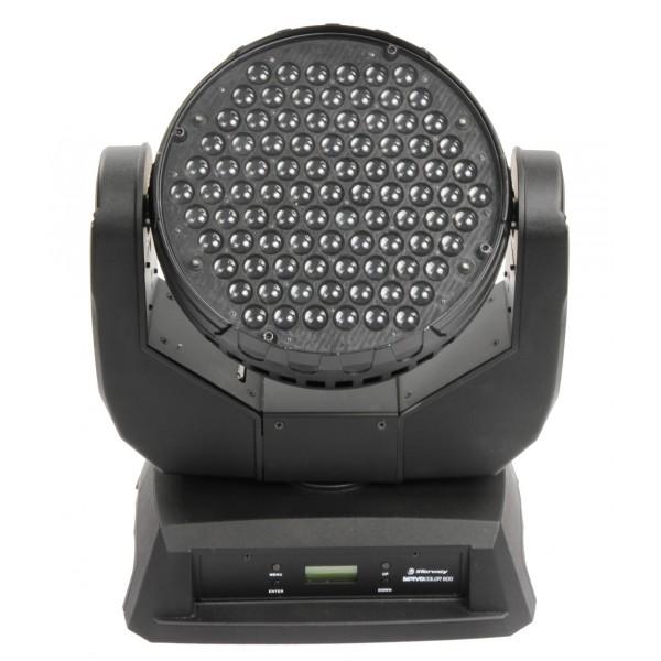 Lyre Wash Starway 91w3W RGBW - SercoColor 600
