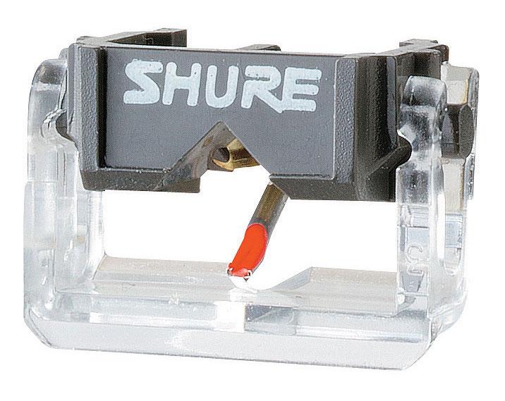 Shure - N44G Diamants cellules DJ - Pour M44-G
