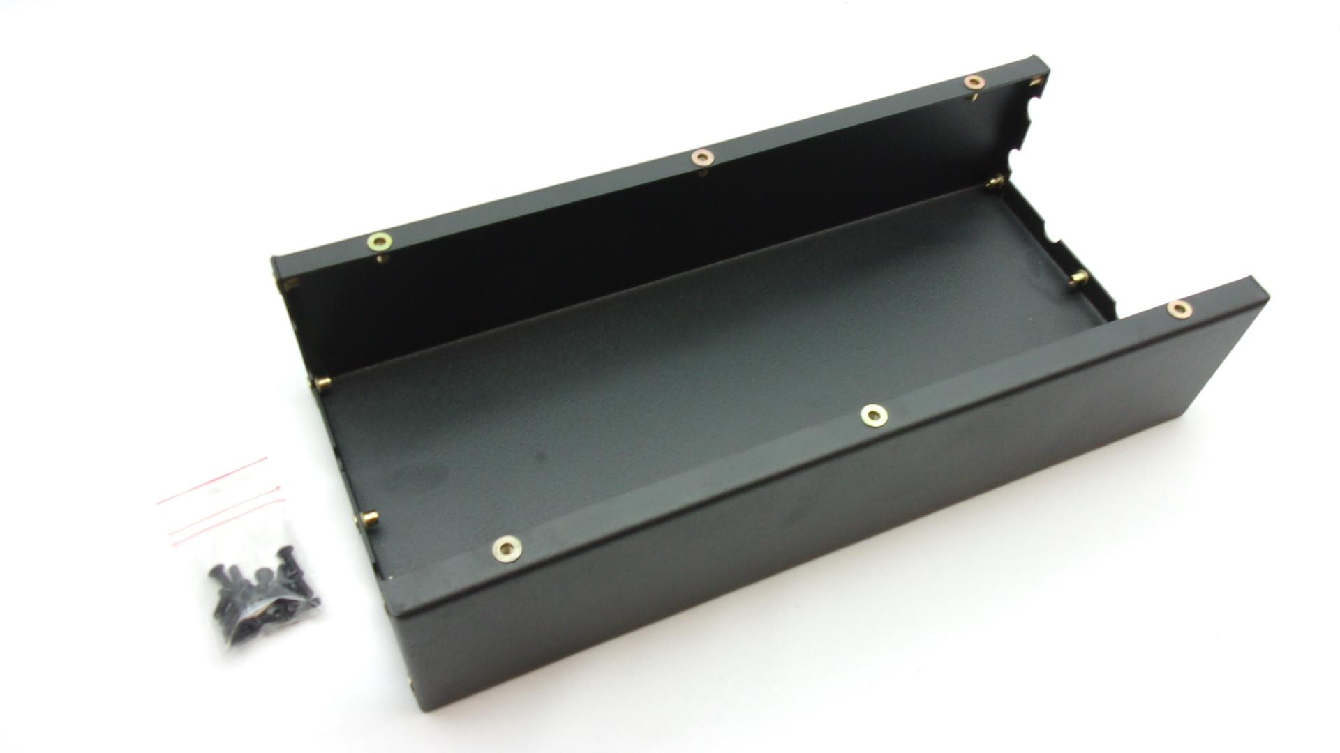 livraison gratuite chassis aluminium en u pour coffret tbox coffrets tbox prozic. Black Bedroom Furniture Sets. Home Design Ideas