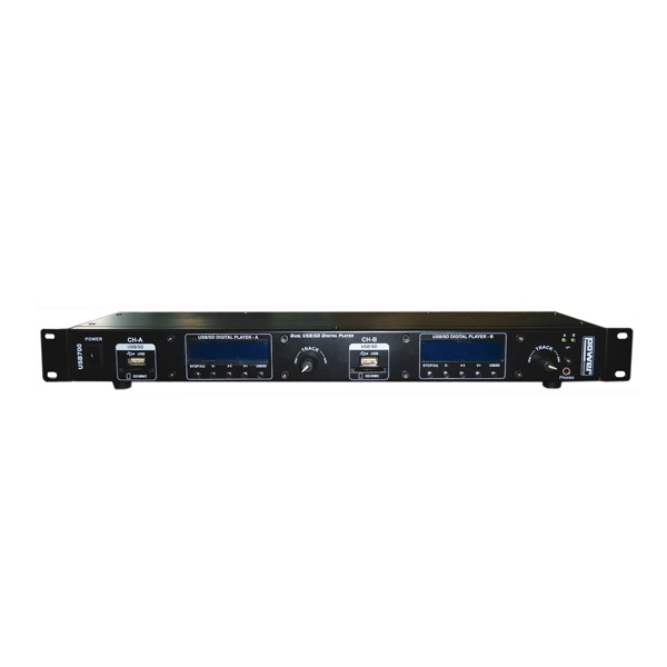 Double Lecteur USB SD Power acoustics USB 700 player