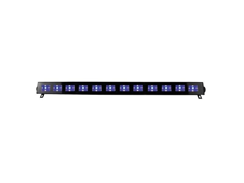 Barre Led UV Power Lighting UV BAR LED 12x3W
