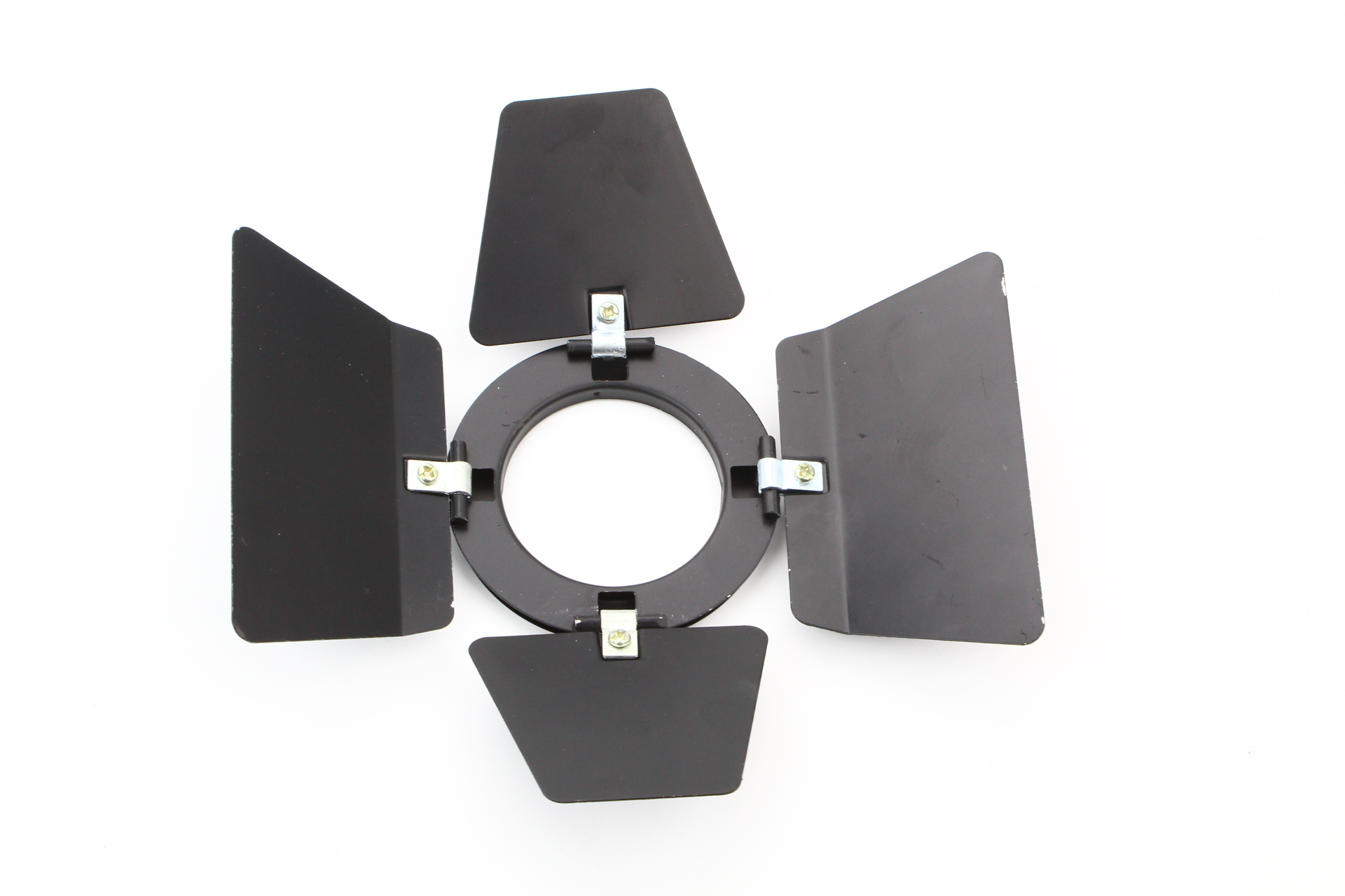 livraison gratuite volets coupe flux pour par16 noir diam tre 80mm projecteurs par 16 prozic. Black Bedroom Furniture Sets. Home Design Ideas