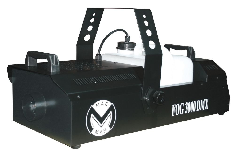 Livraison Gratuite Machine à Fumée macmah 3000W Télécommande hf et ...