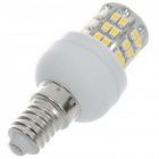 Ampoule E14 48 leds blanc froid 230V 2,9W