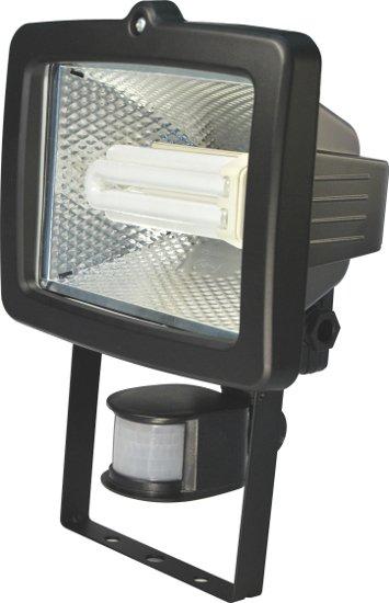 Livraison gratuite projecteur exterieur 21w noir avec - Spot halogene exterieur avec detecteur ...