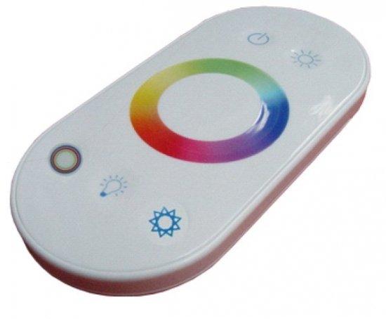 TELECOMMANDE optionnelle pour ruban led RVB + blanc tactile 20A