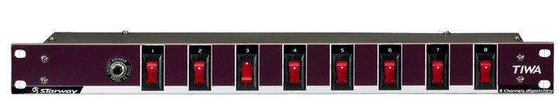 Dispatch Starway Tiwa avec prises 8 interrupteurs