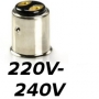 Culot Ba15d 230V