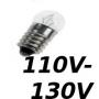 Lampes E10 110V