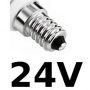 Lampes E14 24V