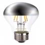 LED E27 Argentées