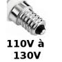 Lampes E14 110V
